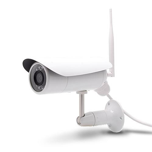 Camera de video surveillance 4G